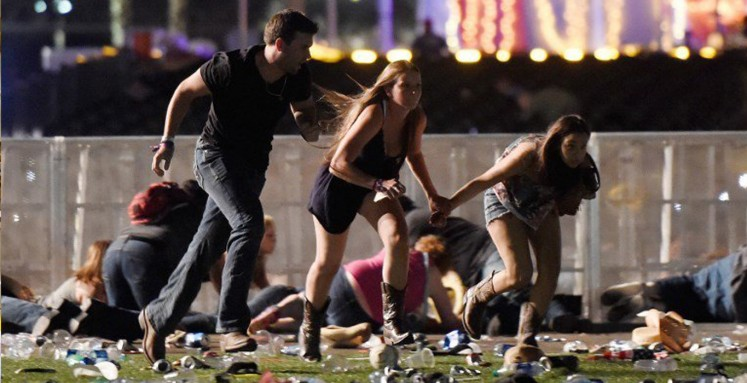 More than 50 killed in Las Vegas concert shooting