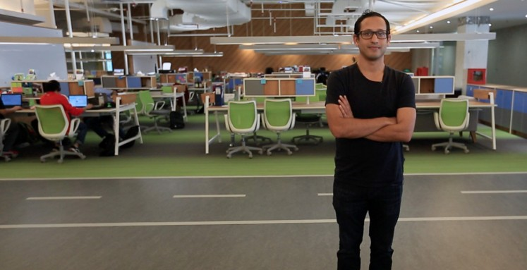 Indonesia's first billion-dollar startup looks to expand abroad