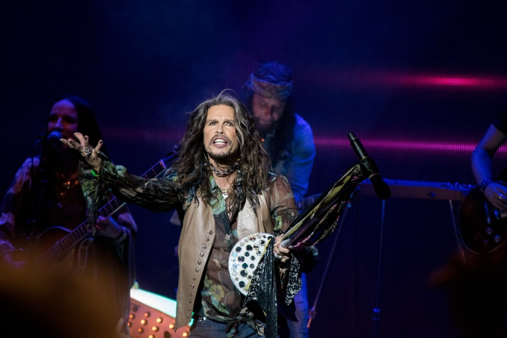 Aerosmith icon Steven Tyler opens home for abused women in Tennessee