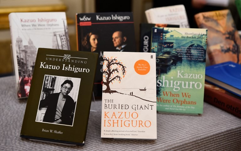 Recent winners of the Nobel Literature Prize
