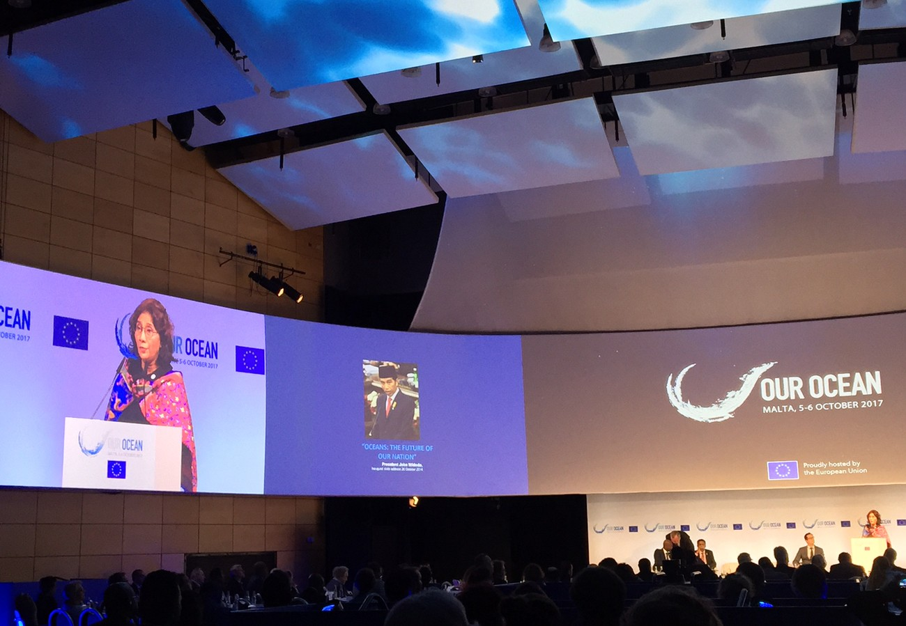 Susi calls for actions to strengthen maritime security