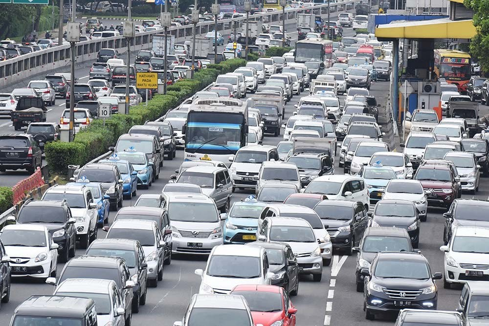 Jakarta foots US$5b annual bill for traffic jams: Minister