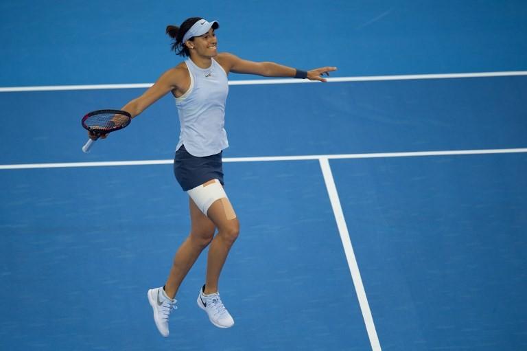 Caroline Garcia wins China Open