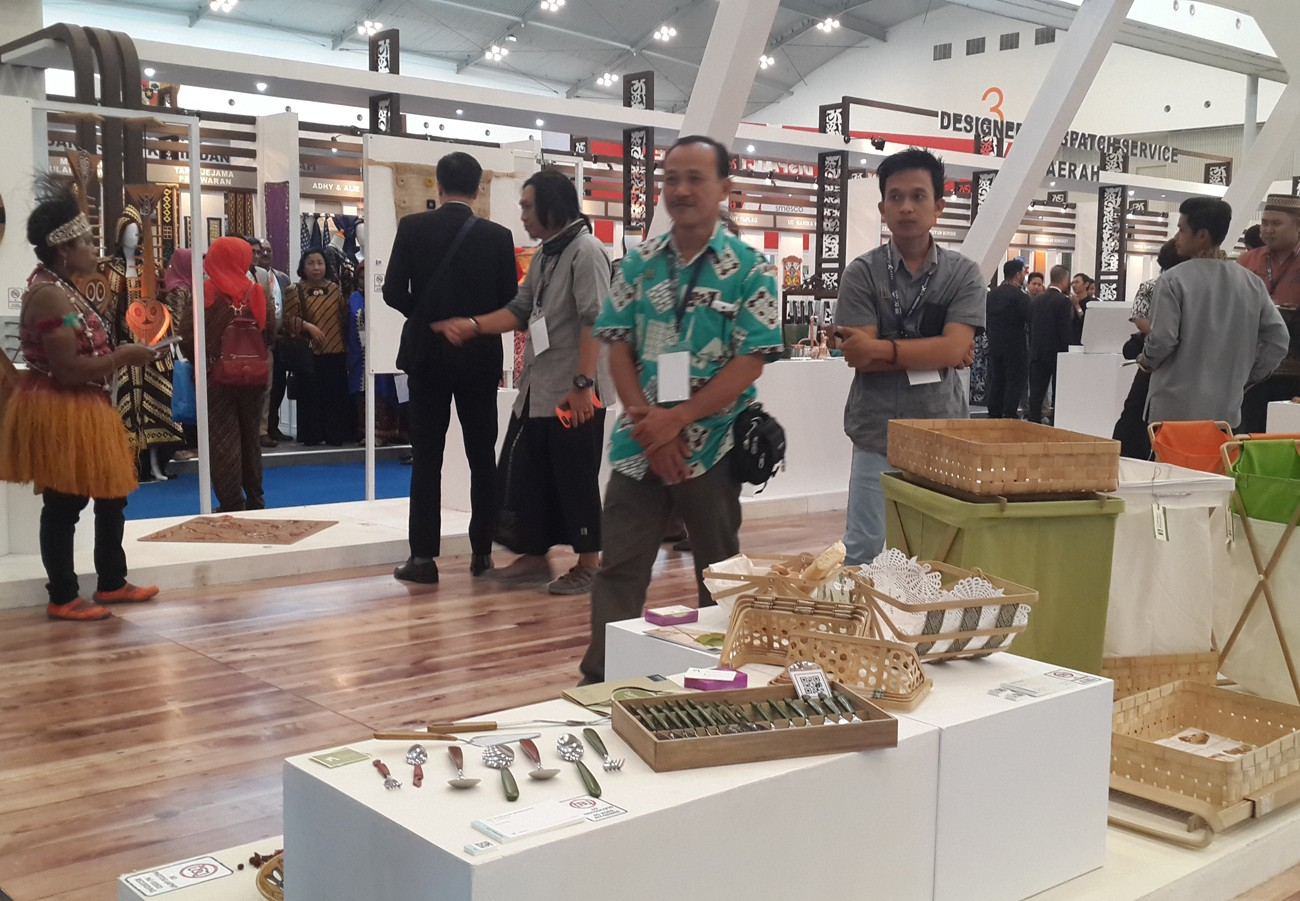 Trade Expo Indonesia 2017 Kicks Off At New Bigger Ice Business Voucer Shodaqo Nuril