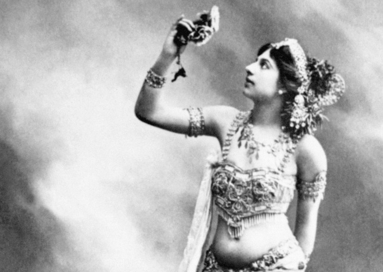 Mata Hari was just 41 when she faced a firing squad on October 15, 1917, accused of spying for Germany during World War I.