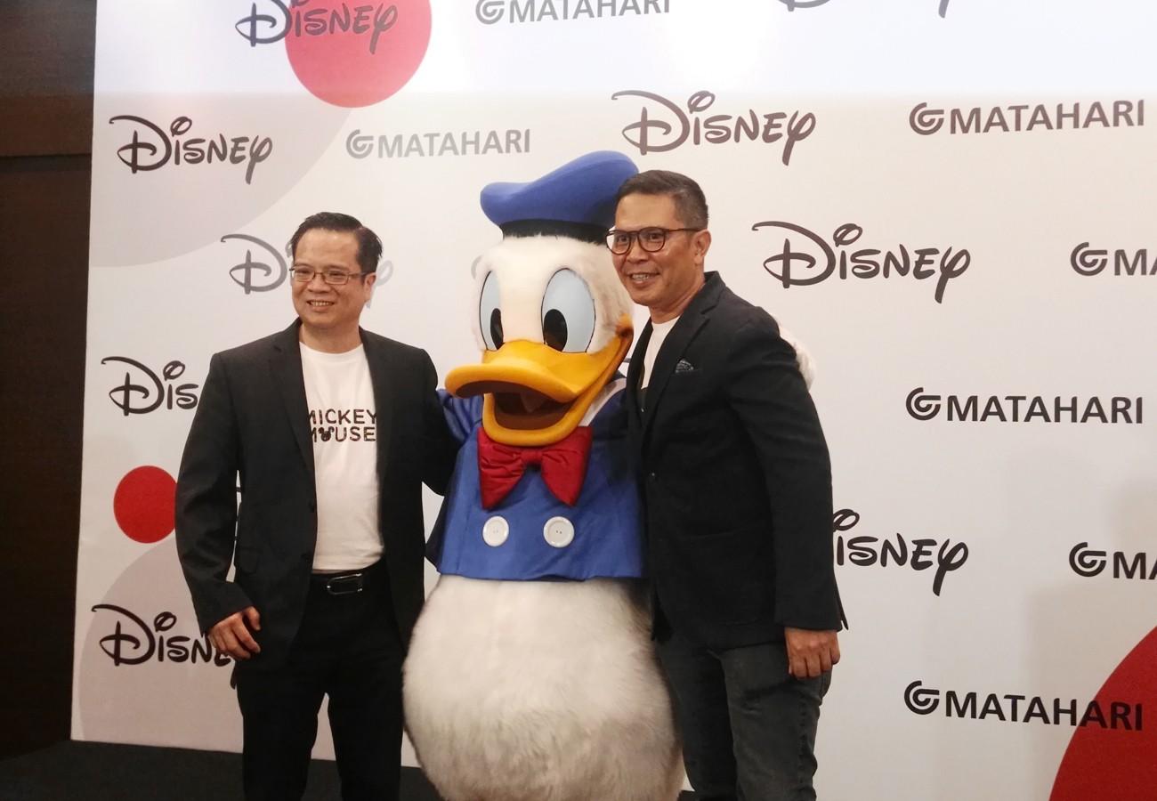 Matahari collaborates with Disney to launch merchandise