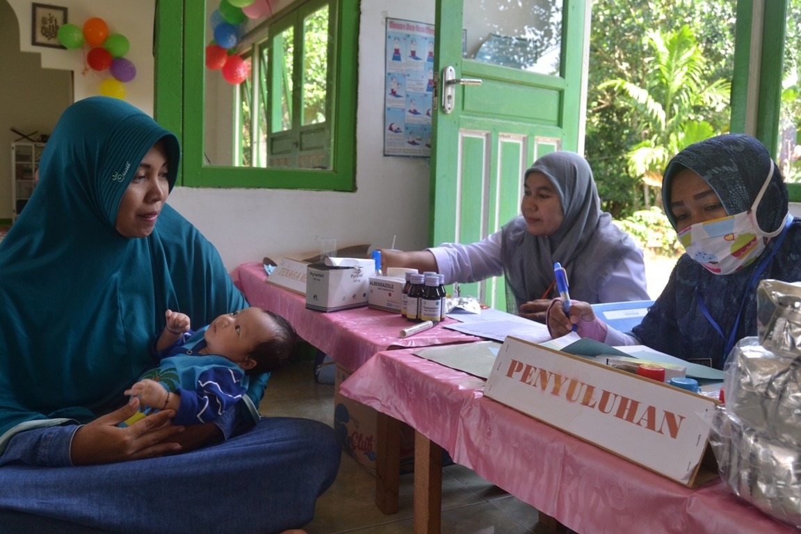 WB, Tanoto Foundation and Gates Foundation collaborate to reduce stunting rate in Indonesia
