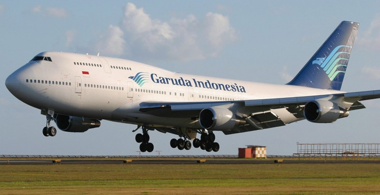 Garuda to retire Boeing 747-400s