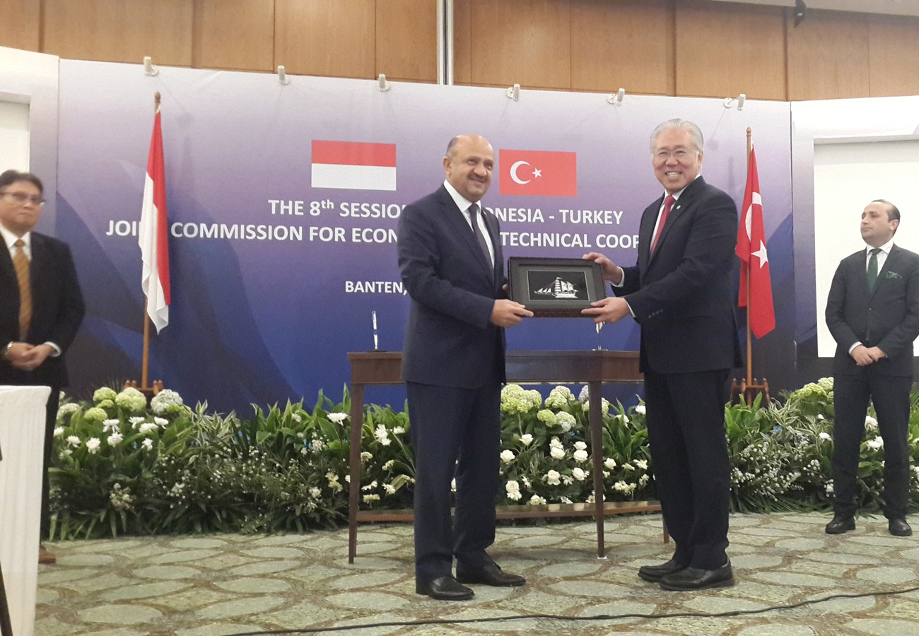 Indonesia, Turkey begin CEPA talks