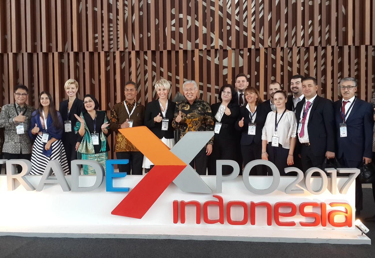 Indonesia, Romania start talks to boost economic ties