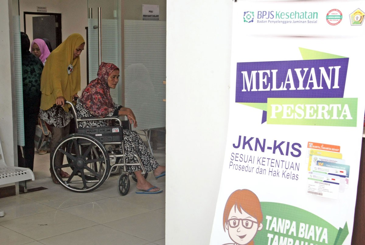 Ministry guarantees healthcare service amid suspension