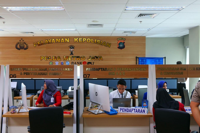 Jakarta integrated service appreciated by Ombudsman