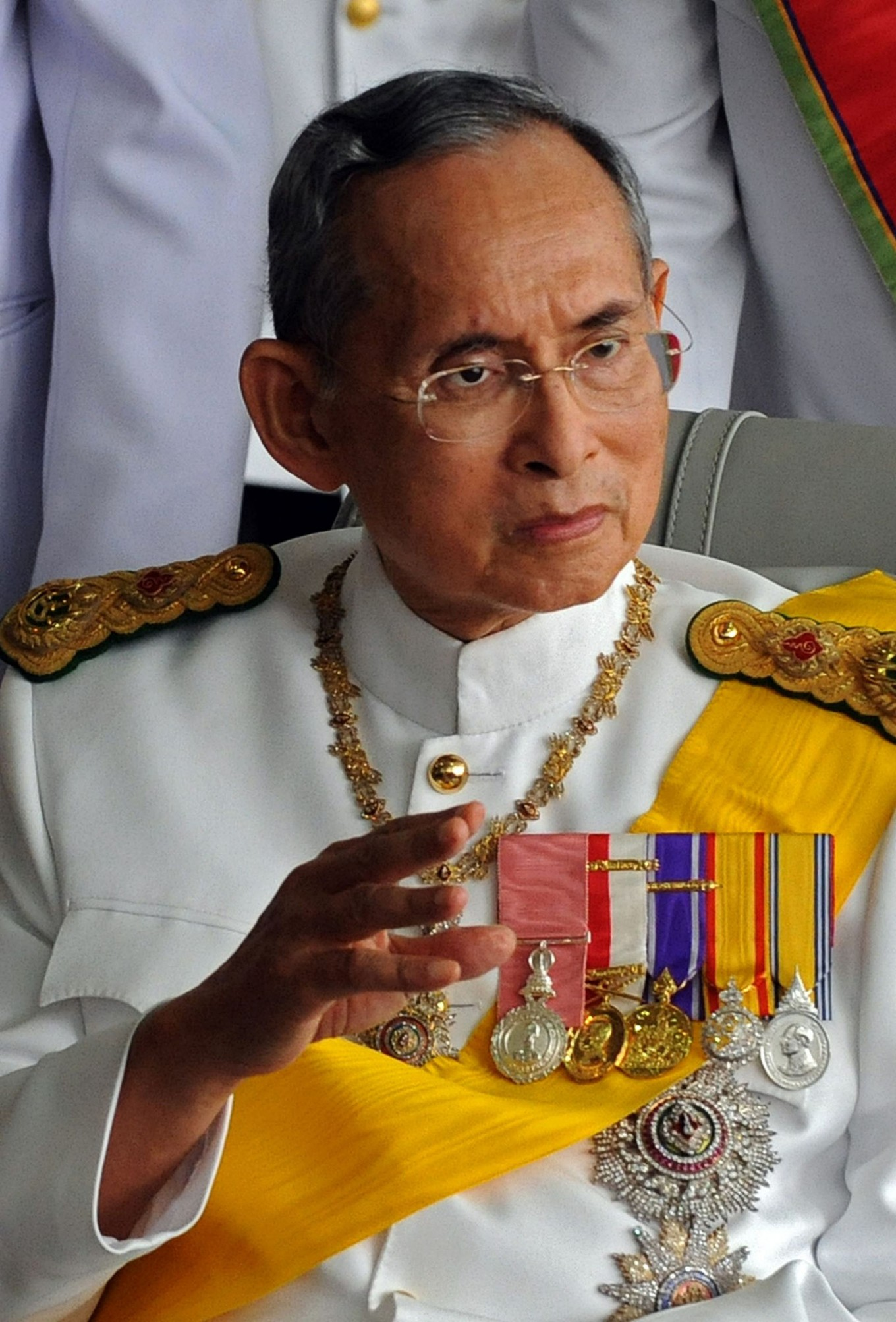 Late King lives in Thai hearts