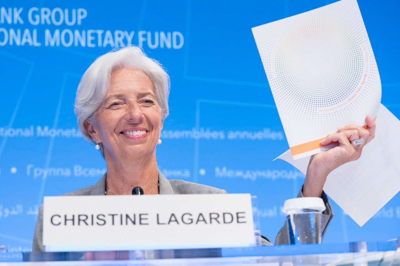 A view of Lagarde's 'new multilateralism'