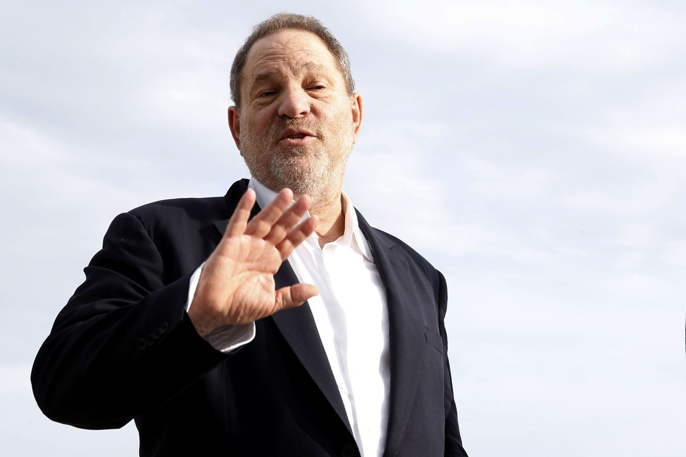 Wealthy celebrities like Weinstein better-armed to face sex charges