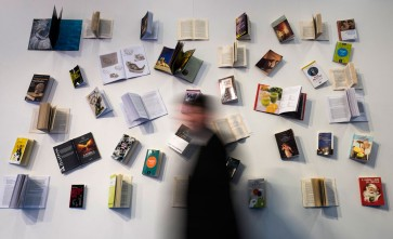 Un   censored: Frankfurt book fair gets political in 'stormy' times