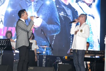 More than 5,000 flock to Afgan, Ungu concert in Malaysia