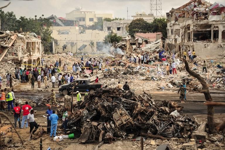 Islamic State thriving in Somalia: UN report