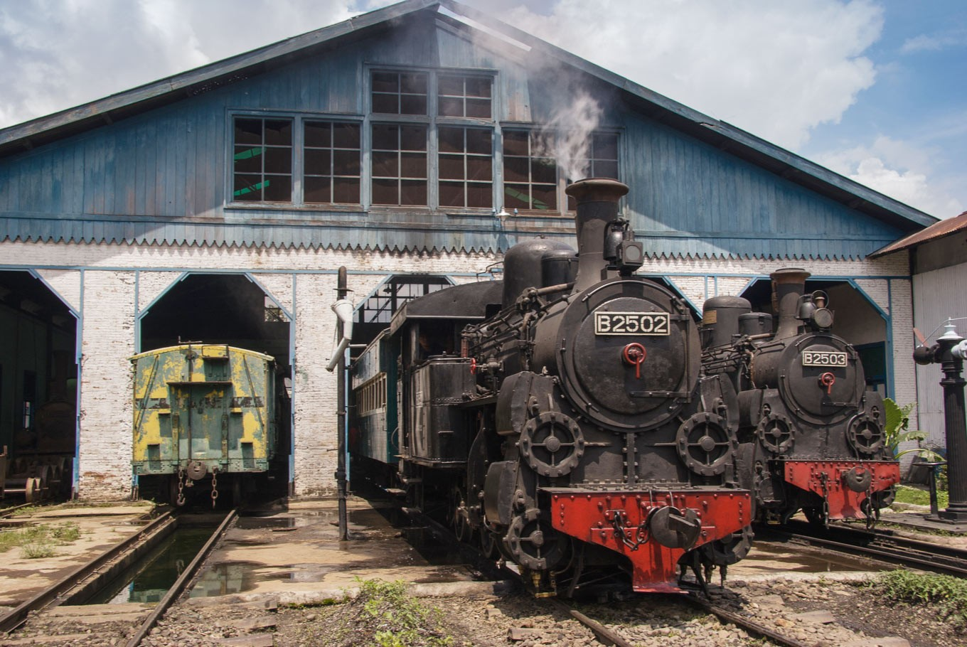Dutch expertise contributes to promising future for heritage railways