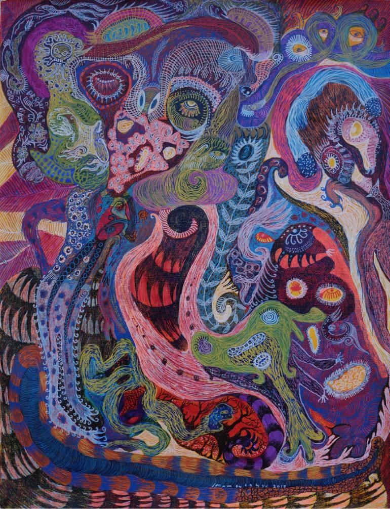 'My Angry Mom' by Imam Sucahyo