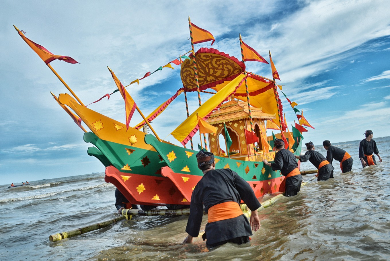 Three of North Kalimantan's cultural works recognized as intangible heritage