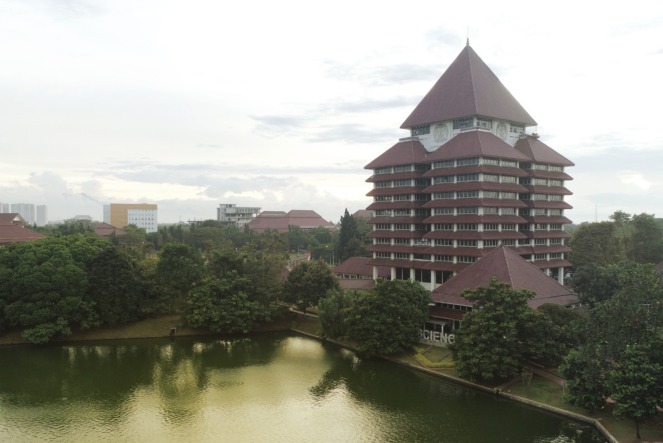 Five most sought-after Indonesian state universities