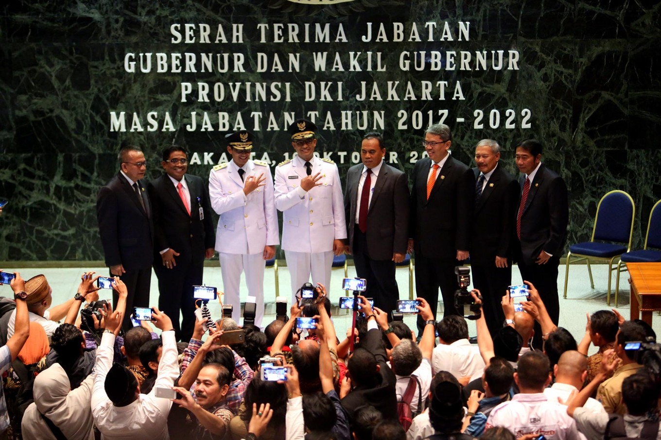 Jakarta secretary Saefullah latest high-ranking official to die of COVID-19