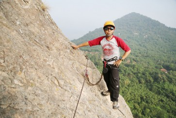 Muhamad Gunawan: The mountain climbing cancer survivor