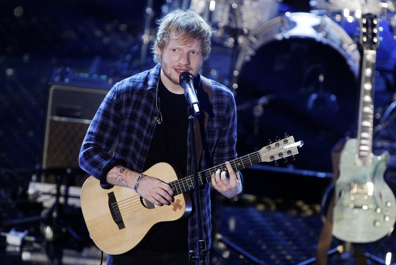 Tickets for Ed Sheeran's Singapore concert on April 26 still available
