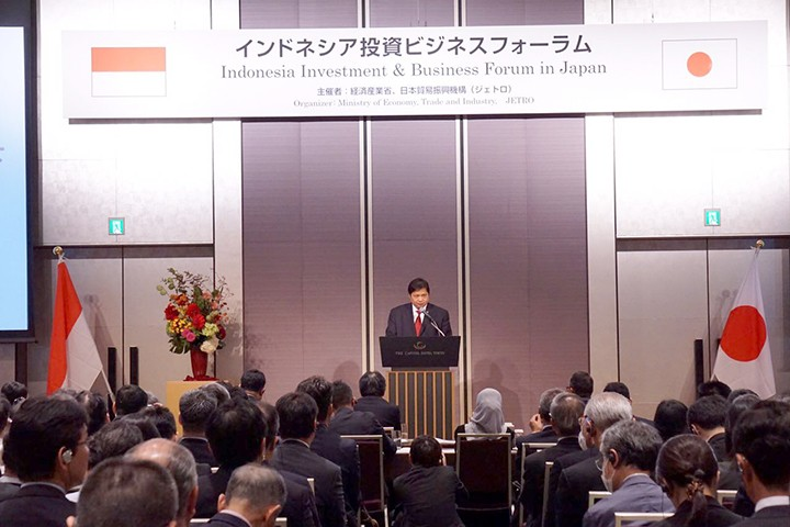 Industry Ministry seeks investment from Japanese mid-sized companies