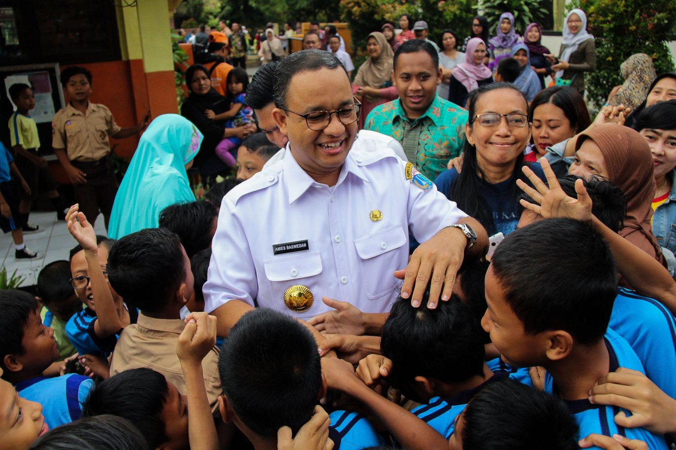 Anies must provide equal treatment for all