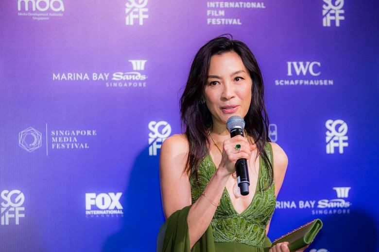 Michelle Yeoh would have unleashed 'years of martial arts training' on Harvey Weinstein