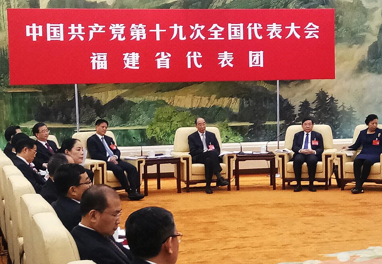 Fujian delegates praise Xi's report, strategies