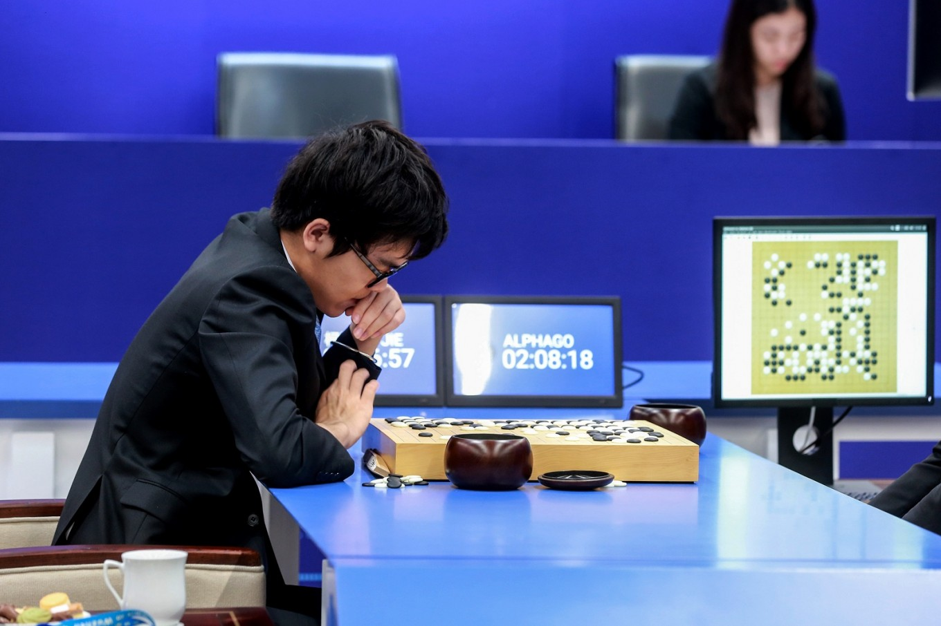 In China, Go players rise to the challenge