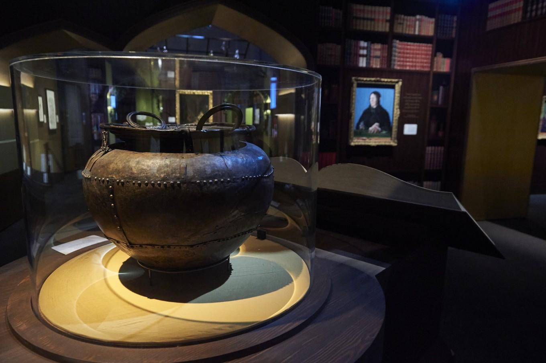 The Battersea Cauldron