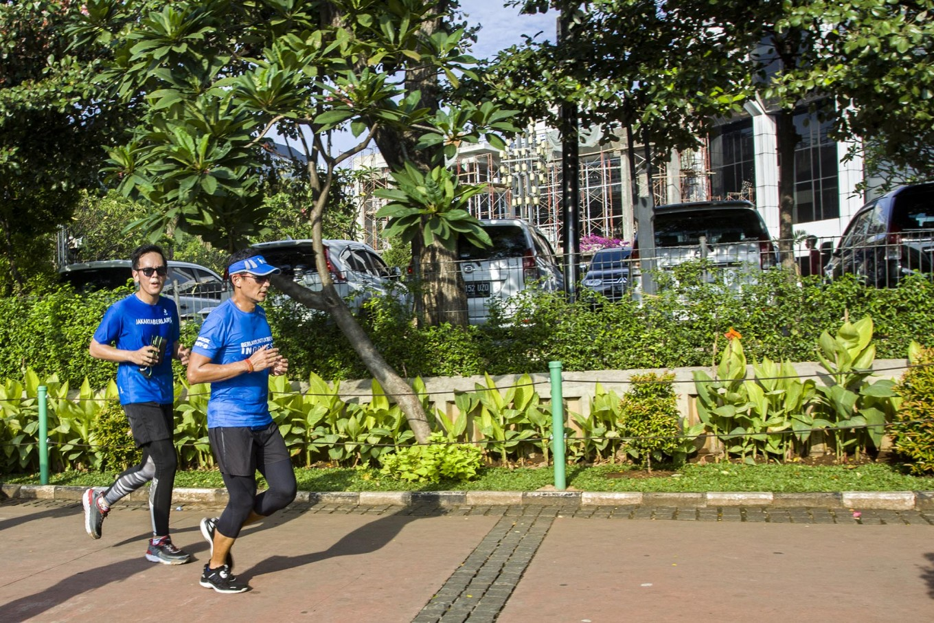Sandiaga to switch from groundwater to pipe water at private residence