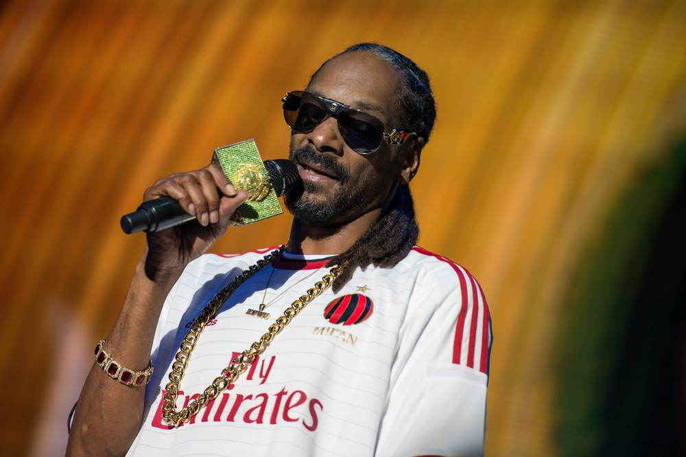 Snoop Dogg joins 'Star Trek' parody