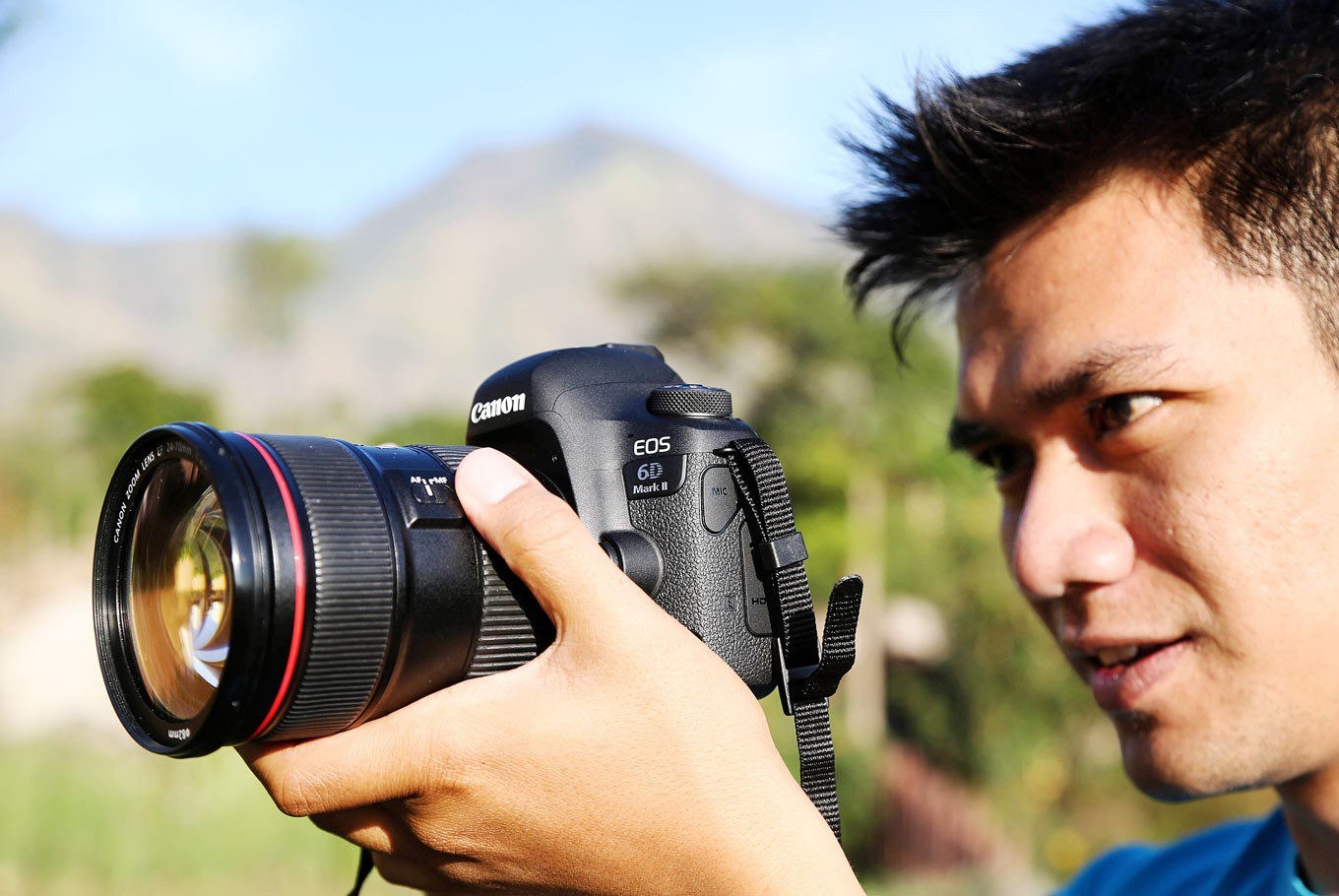 Canon introduces upgraded EOS 6D DSLR