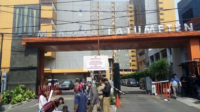 West Jakarta apartment in tax arrears of Rp 4 billion