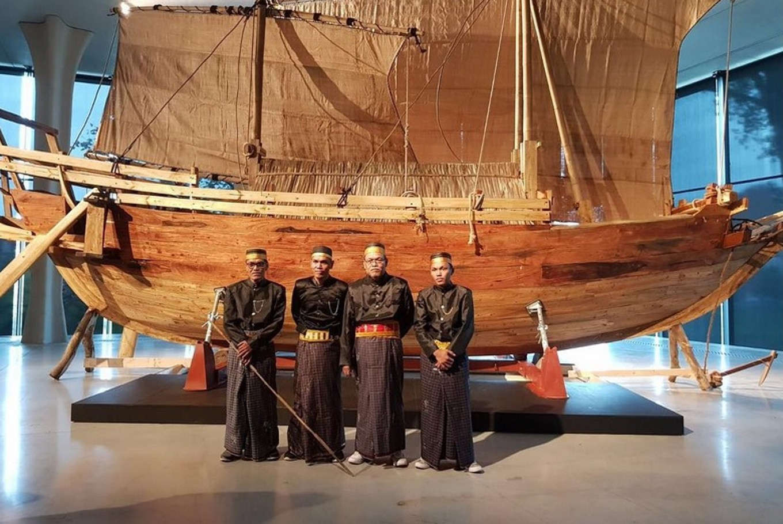 Hundreds of Indonesian artifacts on display in Belgium museum
