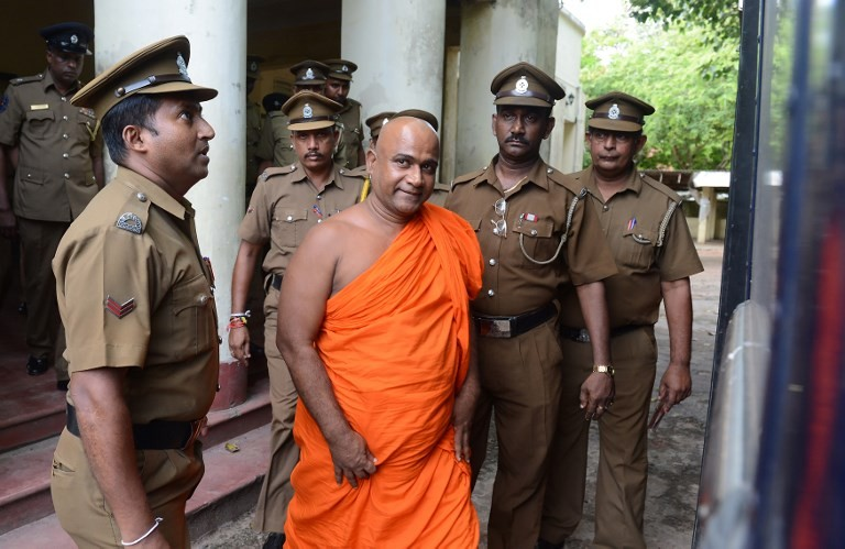Bangladesh arrests prominent Buddhist charity chief