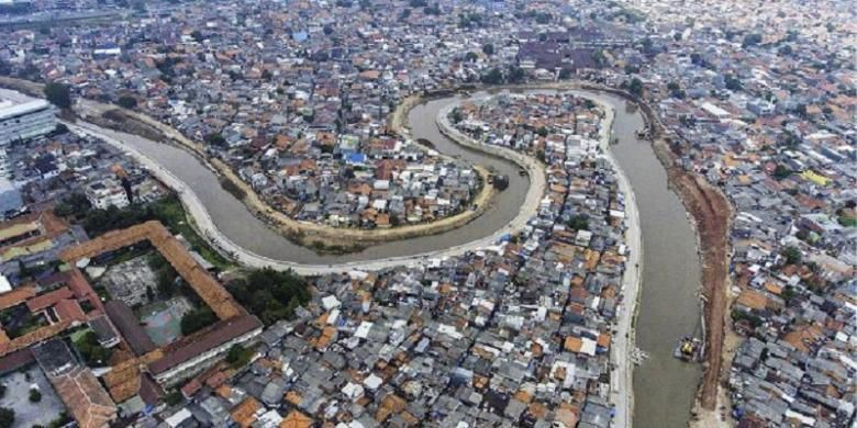 Ciliwung River shows signs of improvement: Ministry