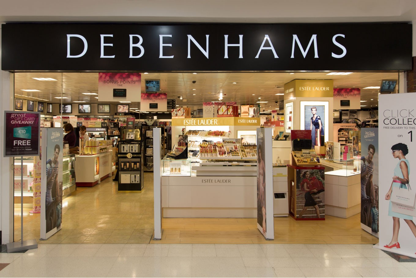 Lotus, Debenhams in Indonesia to close down by year's end