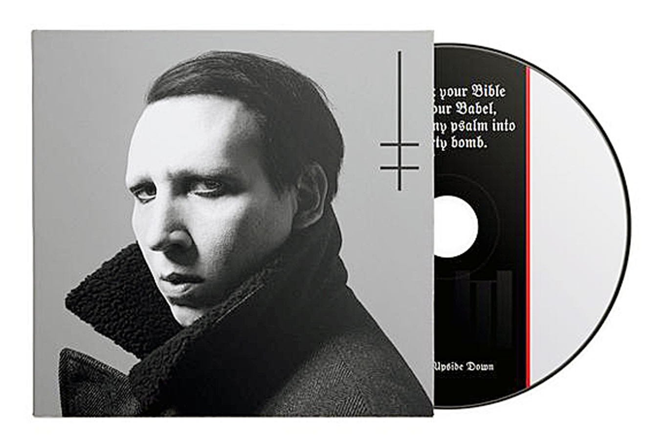 Album Review: Heaven Upside Down by Marilyn Manson