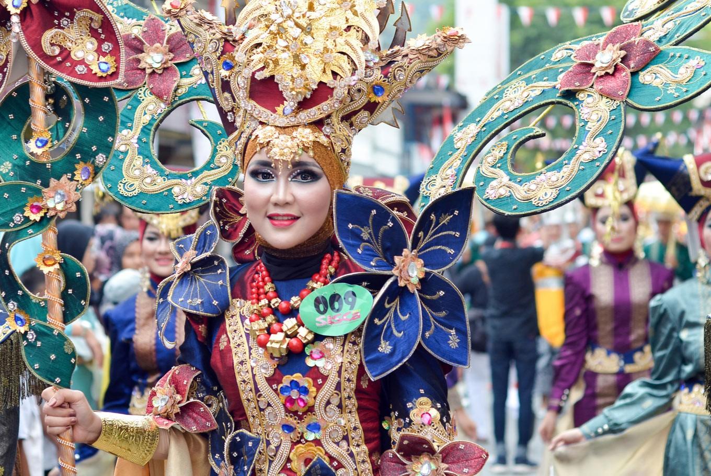 Sawahlunto celebrates 129th anniversary