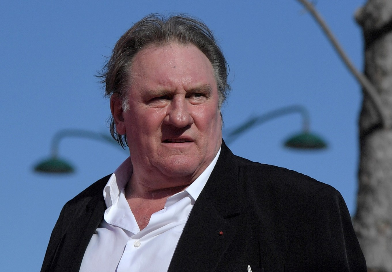 French film star Depardieu questioned in rape probe