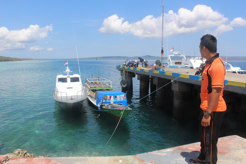 41 migrants apprehended in NTT on way to New Zealand