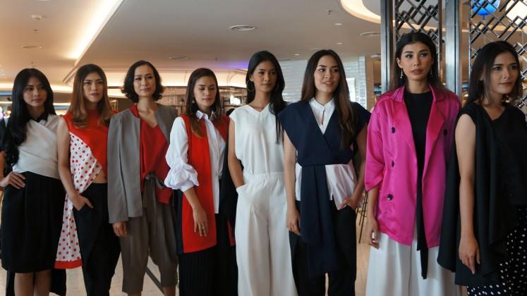 Ree Indonesia at Jakarta Fashion Week 2018.