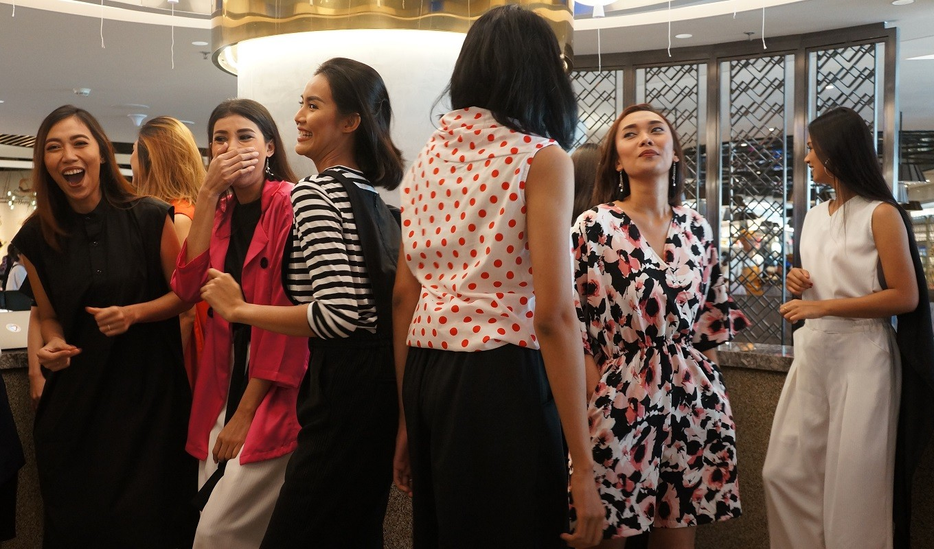 Local brand Ree charms the JFW crowd