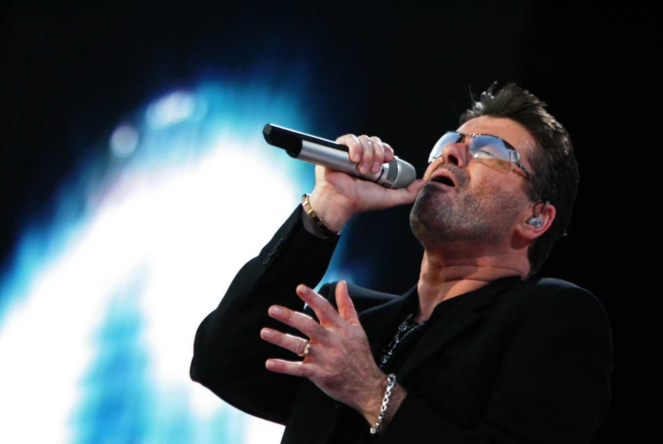 George Michael album tops UK charts again after 27 years